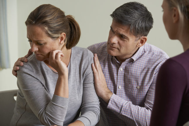 Grief Support Therapist Dr. Feldman helps you deal with loss and grief.